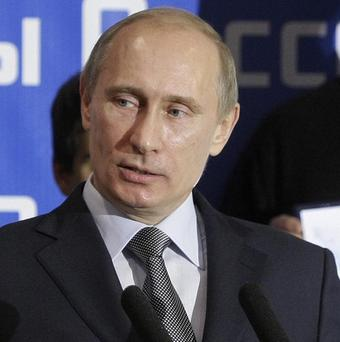 The West has its own problems with democracy says Russian Prime Minister Vladimir Putin