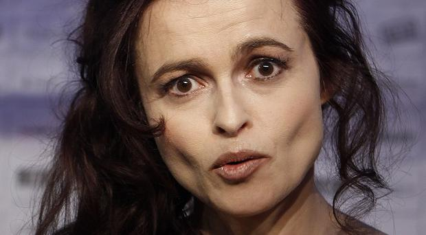 Helena Bonham Carter thinks it's sad that outfits matter more than talent these days