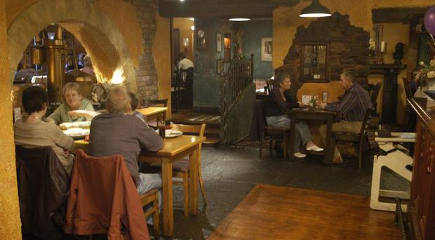 Christmas Spirit: The Pheasant must be one of Ulster's cosiest restaurants