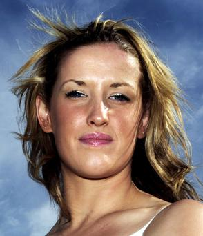 Swimmer Melanie Nocher topped the Belfast Telegraph's Most Eligible Females list