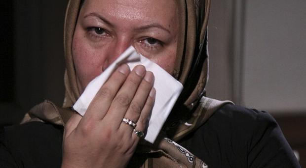 Sakineh Mohammadi Ashtiani has been sentenced to death by stoning for adultery (AP)