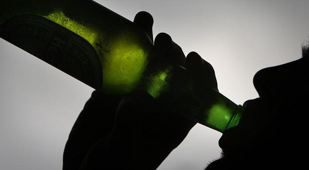 More than 300,000 litres of beer, cider, wine and spirits were seized at ports across the south of England
