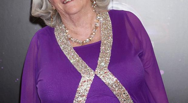 Ann Widdecombe said her dance experience hadn't changed her
