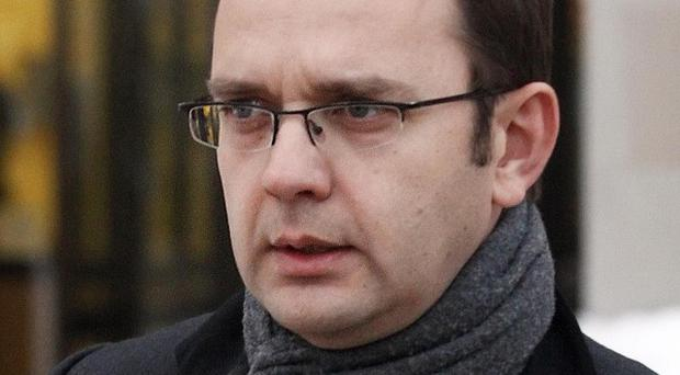 Claims about Tory communications chief Andy Coulson were made in a New York Times article