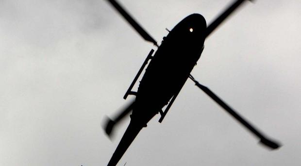 Two Britons have died in a helicopter crash in the south of France