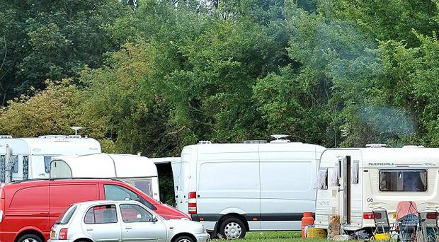 Travellers are being discriminated against said the Irish Human Rights Commission