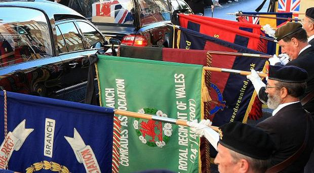 The residents of Wootton Bassett have repeatedly lined the streets to pay their respects to Britain's war dead