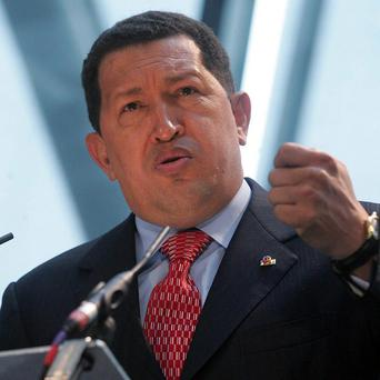 President Hugo Chavez created a new time zone for Venezuela in 2007