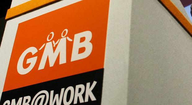 The GMB union said over 70 local authorities had now issued warnings of job losses