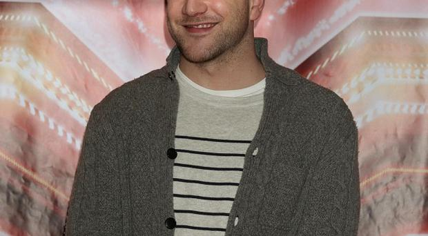 Matt Cardle could release a Biffy Clyro cover if he wins The X Factor
