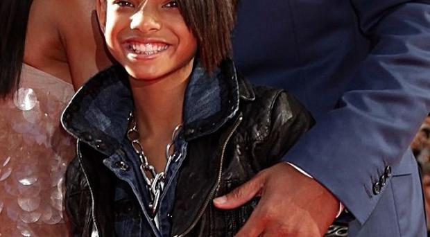 Willow Smith said being famous can be hard