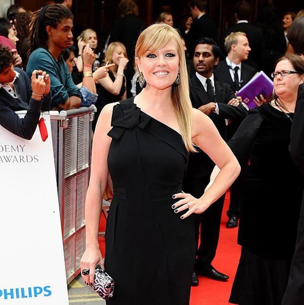 Ashley Jensen tells of how she got on with chickens while filming Accidental Farmer