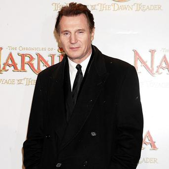 Liam Neeson reckons all the cast would be up for an A-Team sequel