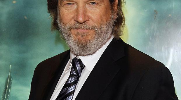 Jeff Bridges had to wear a leotard for his role