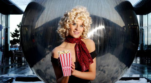 Iveagh Movie Studio and The Outlet are planning Northern Ireland's First Drive-In Movie