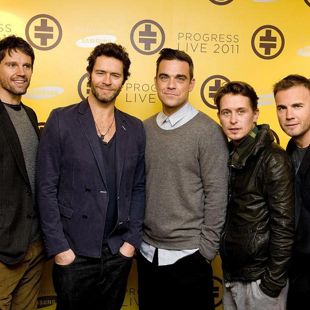 Chart-topping stars Take That are to be among the acts performing at next year's Brit Awards
