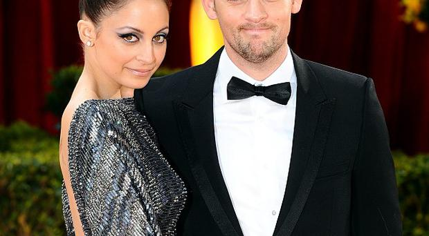 Nicole Richie and Joel Madden have got married