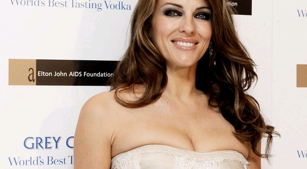 Liz Hurley is being linked to former cricketer Shane Warne