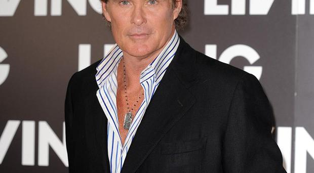 David Hasselhoff wants to record a duet with Pamela Anderson