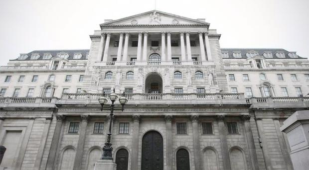 The Bank of England has put the recession in historical context