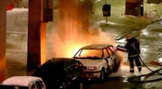 The Stockholm suicide bomber missed causing a major catastrophe by minutes, Sweden's foreign minister has said