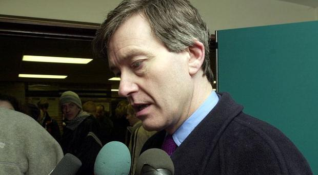 Stephen Dorrell MP, chairman of the Health Select Committee