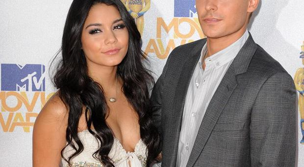Zac Efron and Vanessa Hudgens have reportedly split up