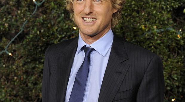 Owen Wilson offered up some dating advice