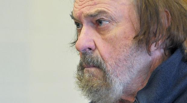 Rip Torn was given a two years and six months suspended sentence and three years of probation