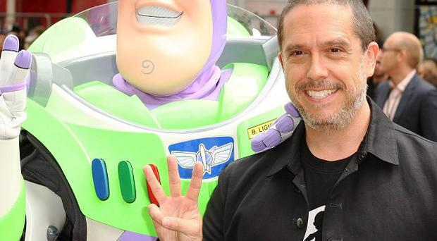 Lee Unkrich said he never expected Toy Story 3 to be nominated
