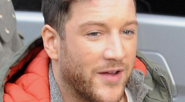 Matt Cardle looks to be on course to have a Christmas number one hit