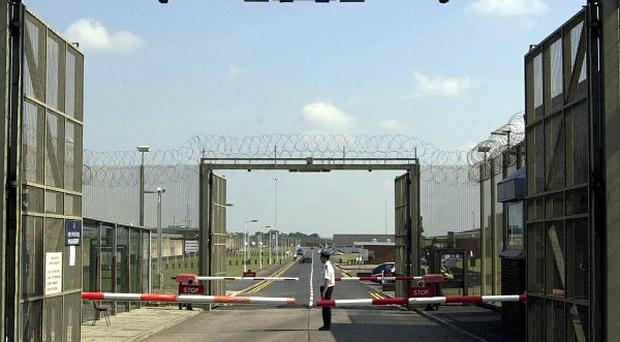 Maghaberry prison in Co Antrim has been ranked as one of the worst performing in the UK