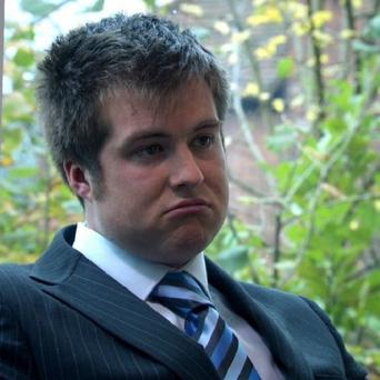 Stuart Baggs feels like he has been beaten up after his interviews