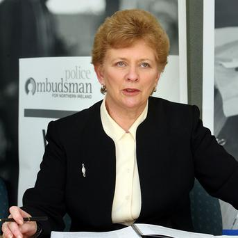 Baroness O'Loan served as Northern Ireland's fist Police Ombudsman between 1999 and 2007