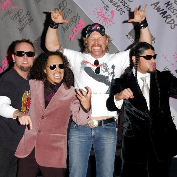 Metallica will play Sonisphere Festival in July