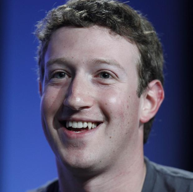Facebook founder Mark Zuckerberg has been named Time magazine's 'Person of the Year'