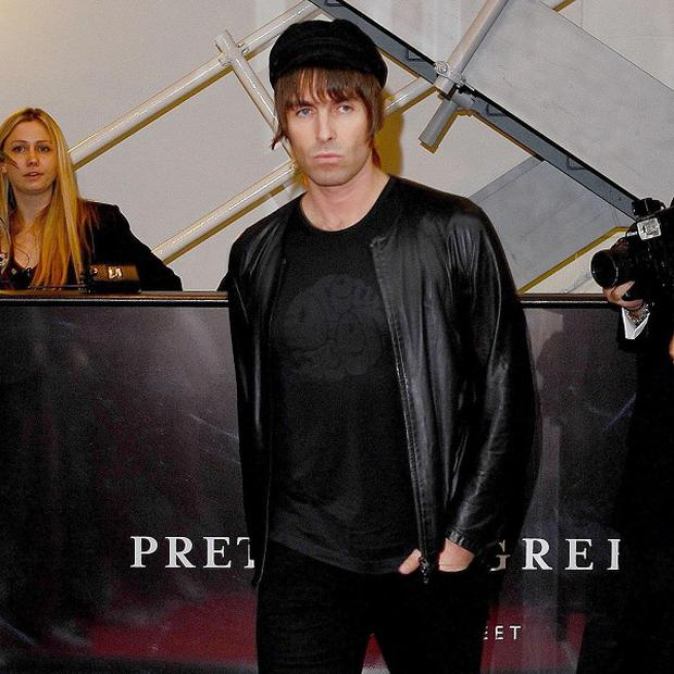 Liam Gallagher has made an apparent dig at brother Noel's guitar playing
