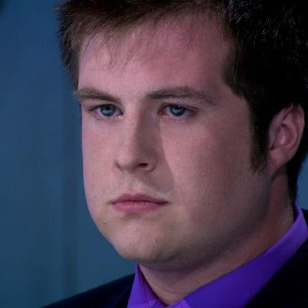 Stuart Baggs gets his marching orders in the boardroom