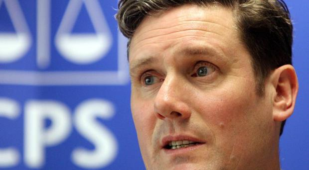 Keir Starmer said there will be new guidelines over action taken when women withdraw rape claims