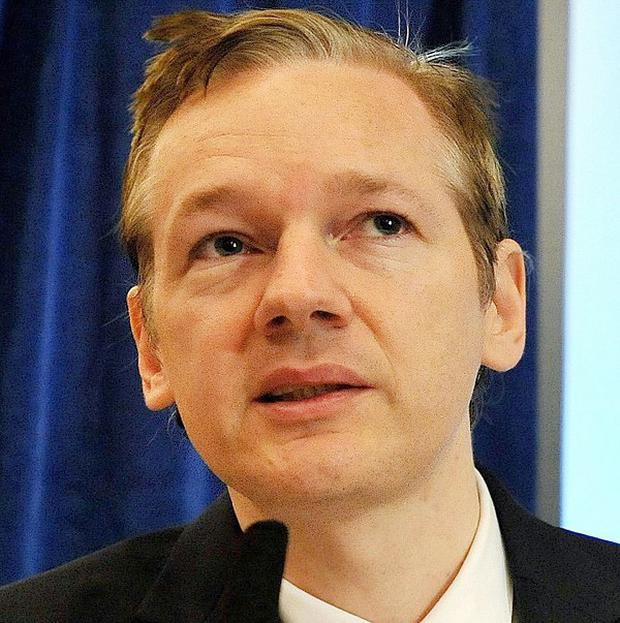 Julian Assange is wanted in Sweden over alleged sex offences