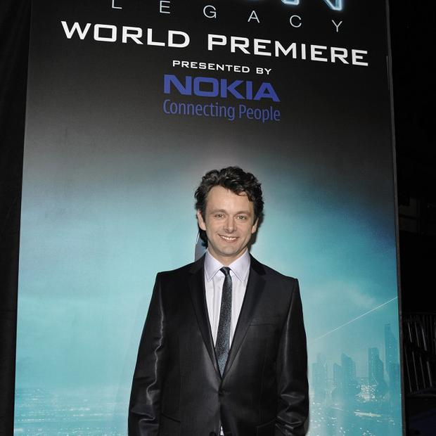 Michael Sheen says he still gets stage fright