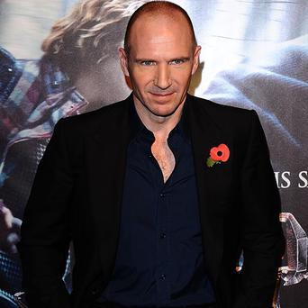 Ralph Fiennes stars in his directorial debut