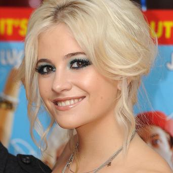 Pixie Lott made her acting debut in the film Fred
