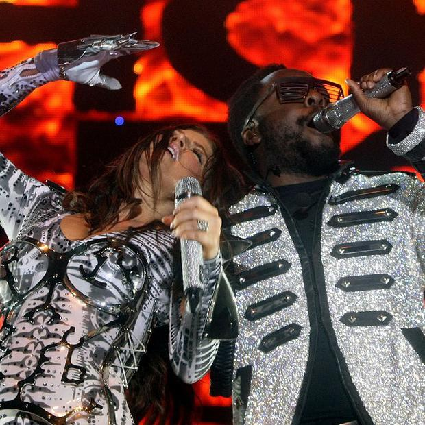 The Black Eyed Peas are being sued over the Shut Up remix
