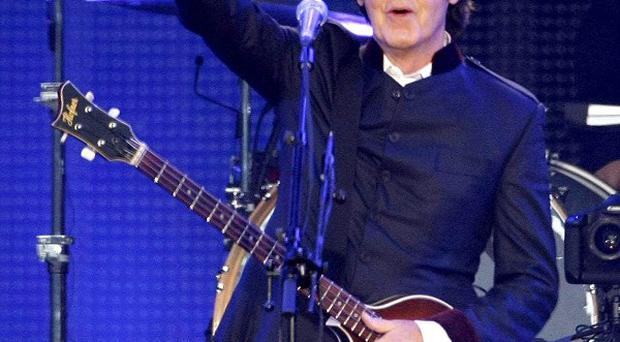 Sir Paul McCartney is campaigning to keep a threatened music venue open
