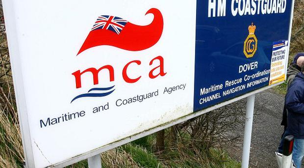 The number of 24-hour coastguard stations has been slashed from 18 to three