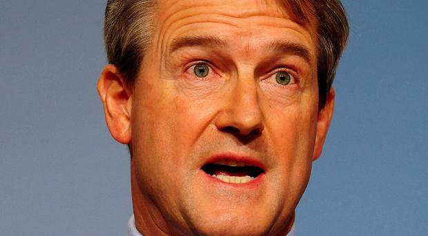 Owen Paterson welcomed the draft budget agreed by the Stormont Executive
