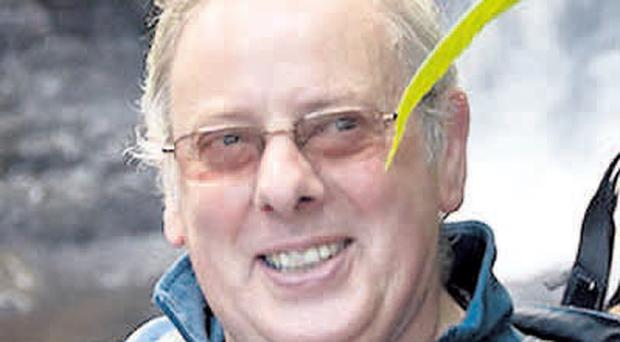 David Watson, former Belfast Telegraph stalwart, who has died aged 63