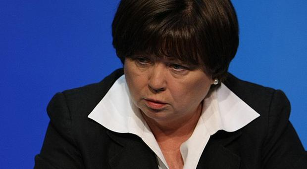 Thalidomide victims have accused Health Minister Mary Harney of a 'take it or leave it' attitude