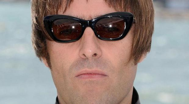 Liam Gallagher's new band Beady Eye will play at the Isle of Wight festival
